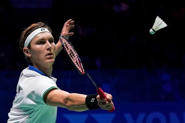Swiss Open in Basel starten ohne Zuschauer, aber mit Top-Niveau
