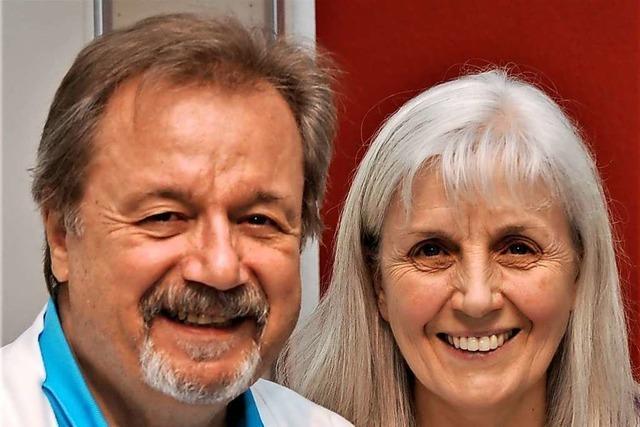 Die Ärzte Ingeborg und Reinhart Wagner hören in Lahr-Kuhbach auf