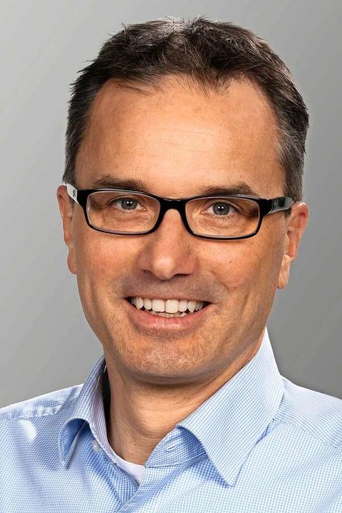 Pandemiebeauftragter des Landkreis Emmendingen Dirk Kölblin  | Foto: DIFOMA Astrid Birgit Mueller e.K