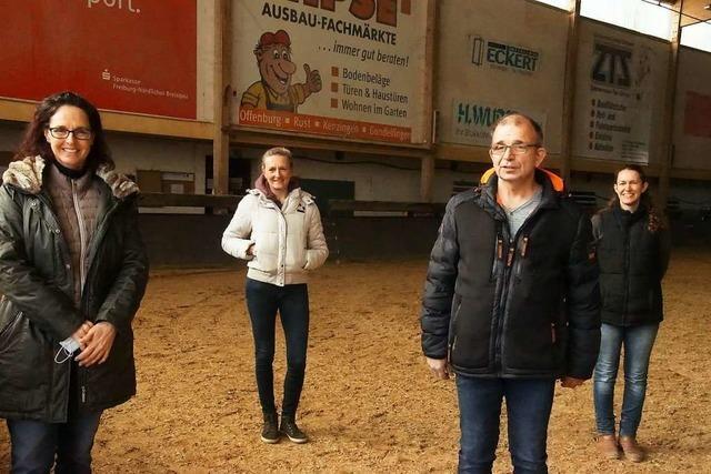 Kenzinger Reitverein kommt gut durch das Krisenjahr und wechselt Vorstand