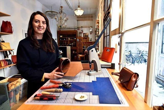 Freiburger Designerin landet mit ihren Handtaschen in der