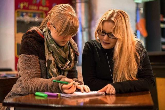 Wie Mentoring benachteiligten Jugendlichen hilft, ihr Potential zu entfalten