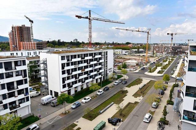 Siemens geht aufs Freiburger Güterbahnareal
