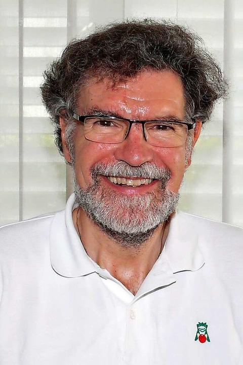 Walter Taeschner, Sprecher des Apothekerverbands in der Region Hochrhein  | Foto: CU Seniorenunion Lörrach