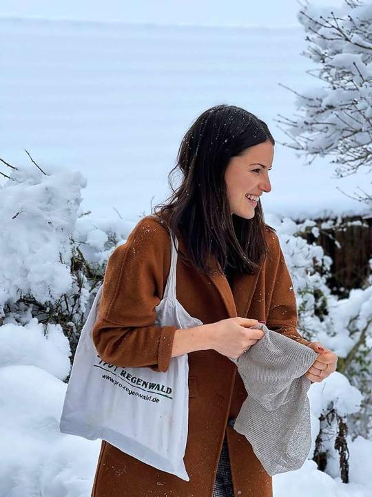 Klimalisten-Kandidatin Samira Böhmisch  | Foto: Privat
