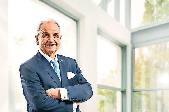 Manfred Karle hat Südvers in Au zu einem führenden Versicherungsmakler gemacht