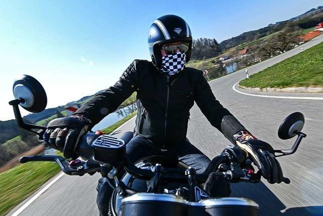 Initiative will Motorradlärm im Land reduzieren