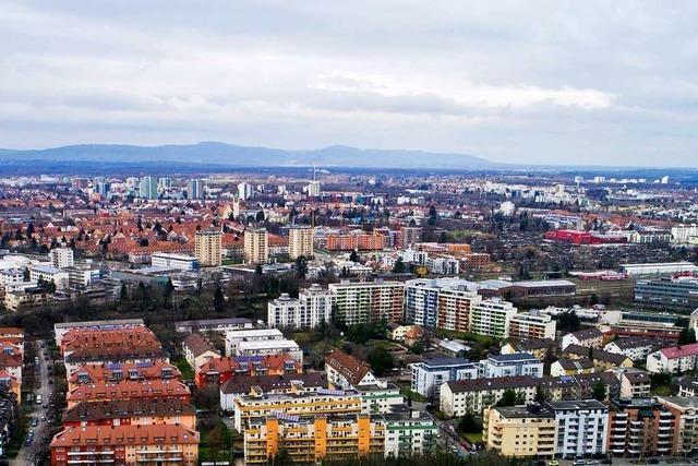 Die Westliche Unterwiehre in Freiburg soll geschützt werden
