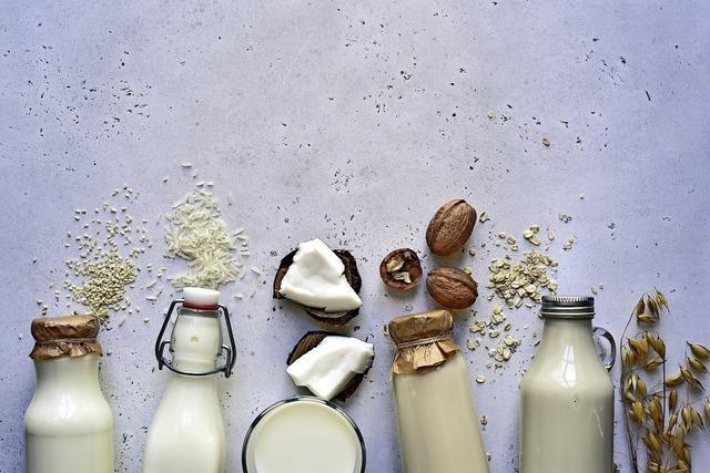 Die milchfreie Milch