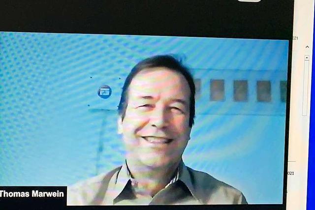 Thomas Marwein (Grüne) im BZ-Fragenwirbel: Berechtigte Chancen auf das Direktmandat