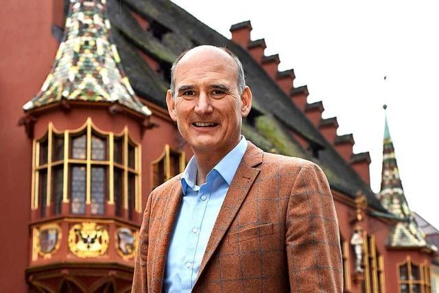 Manuel Herder (CDU) will einen Sanierungsplan für die Umwelt