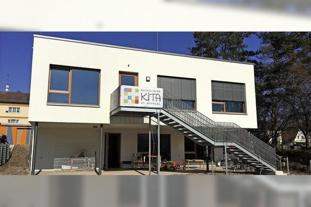 Kita-Neubau ist eröffnet