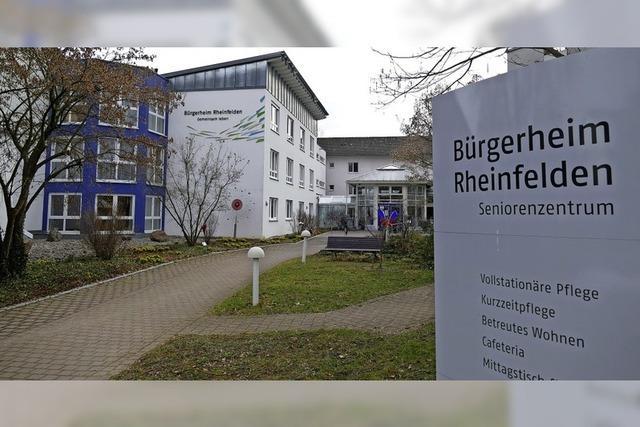 Bürgerheim legt positive Zahlen vor
