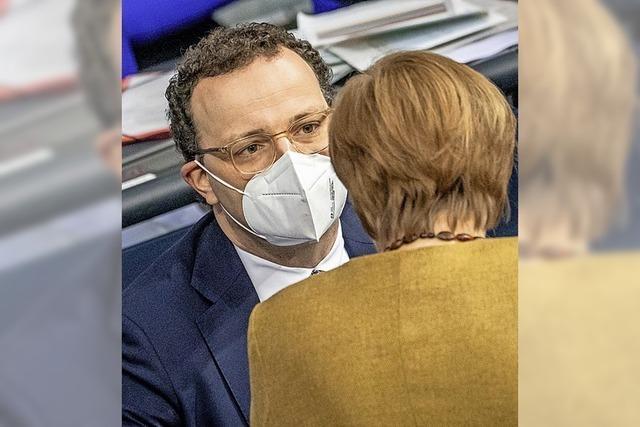 Bundestag muss mitbestimmen