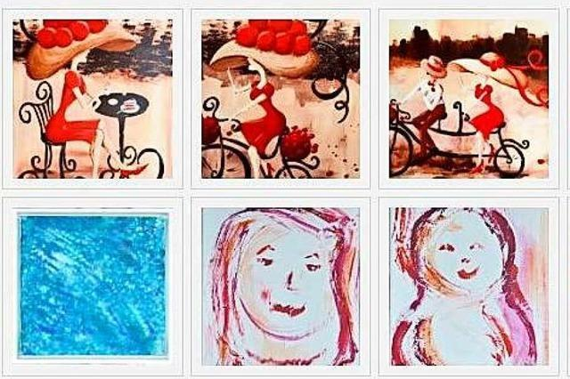 Online-Ausstellung zeigt die Kreativität der Menschen in Freiburg-Hochdorf