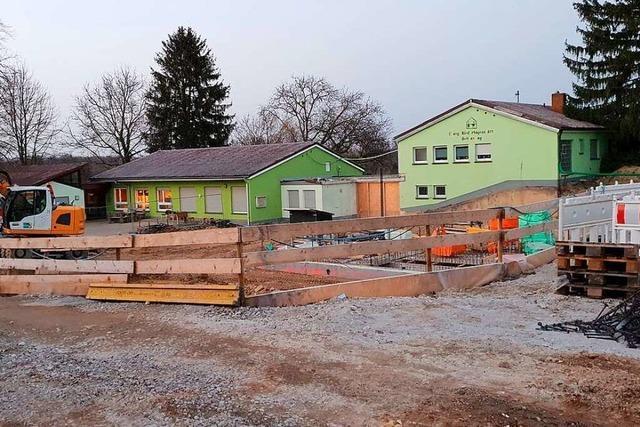 Anbau an die Alemannenschule in Mengen wird neu konzipiert