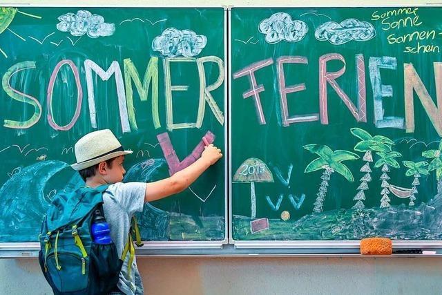 Pro & Contra: Sollen die Sommerferien in Baden-Württemberg verkürzt werden?