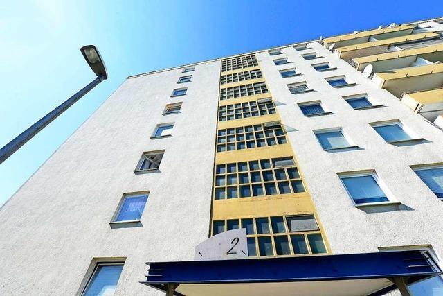 Vonovia saniert Wohnungen am Auggener Weg in Weingarten