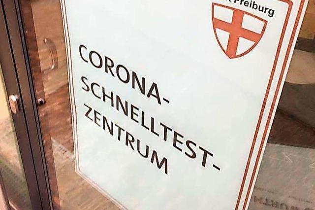 Freiburg richtet Schnelltestzentren im Augustinermuseum und im Konzerthaus ein