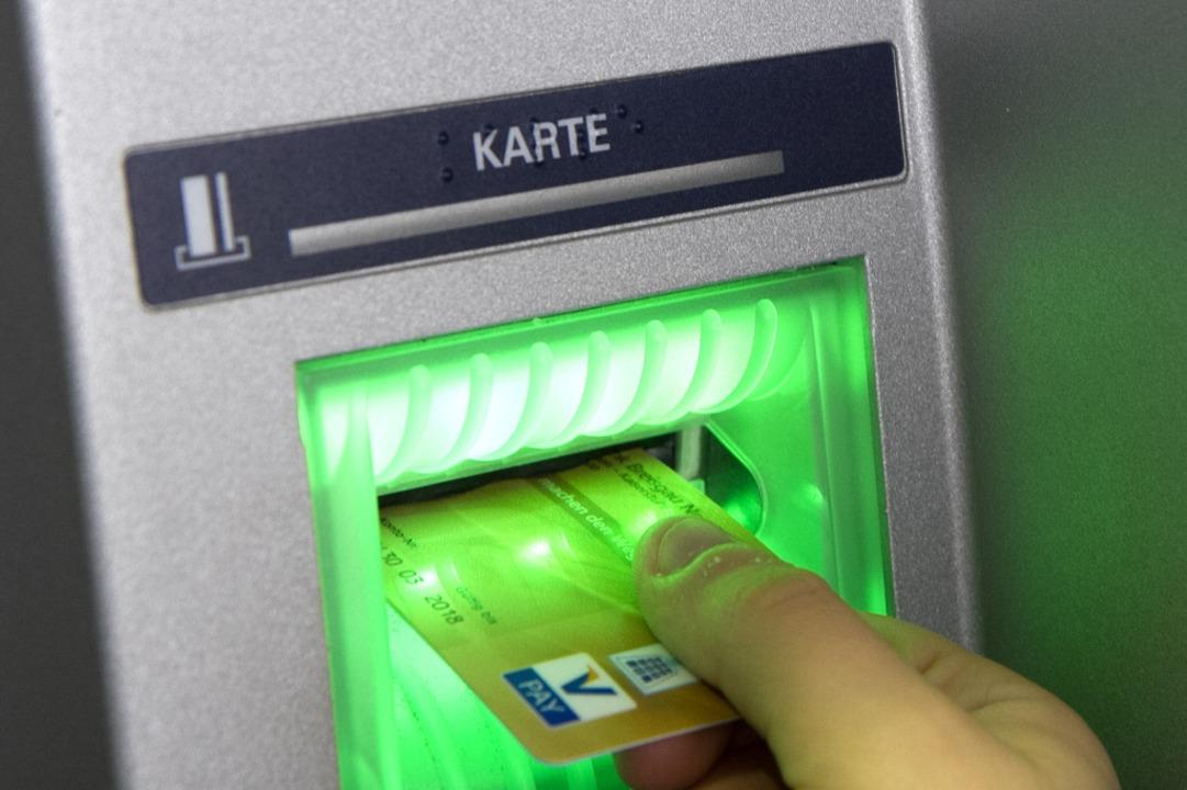 Geldautomat Defekt Karte Eingezogen