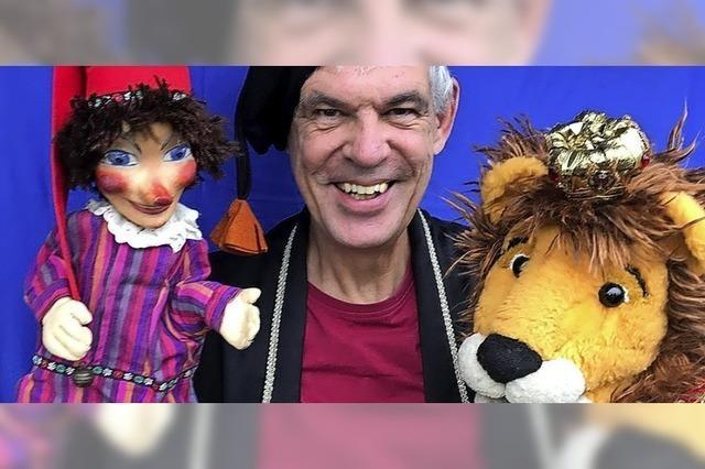 Puppentheater als Live-Stream