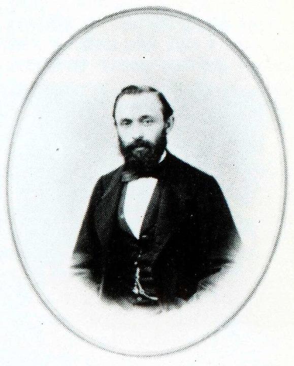 Isidor Nosch, Gründer der Firma Optik Nosch.  | Foto: Privat