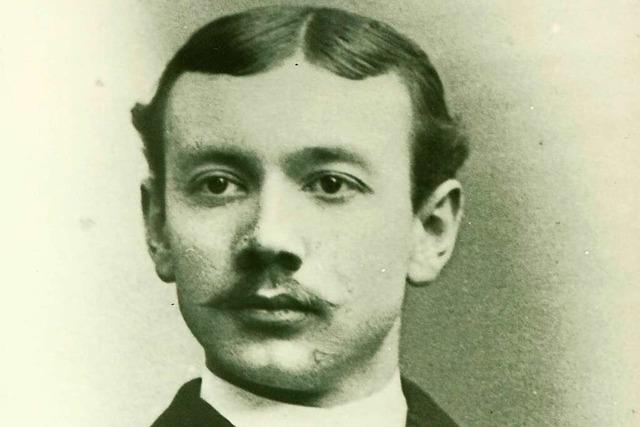Carl Wilhelm Kern gründete 1899 den Vorläufer der Parfümerie Kern
