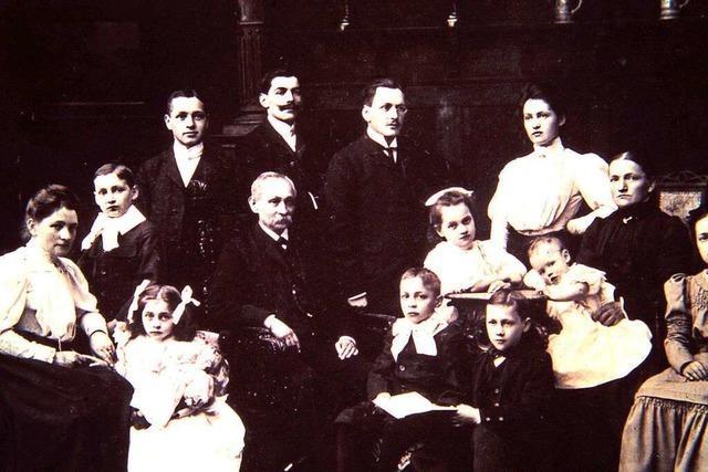 Die Herdermer Winzerfamilie Ries lebte in ärmlichen Verhältnissen