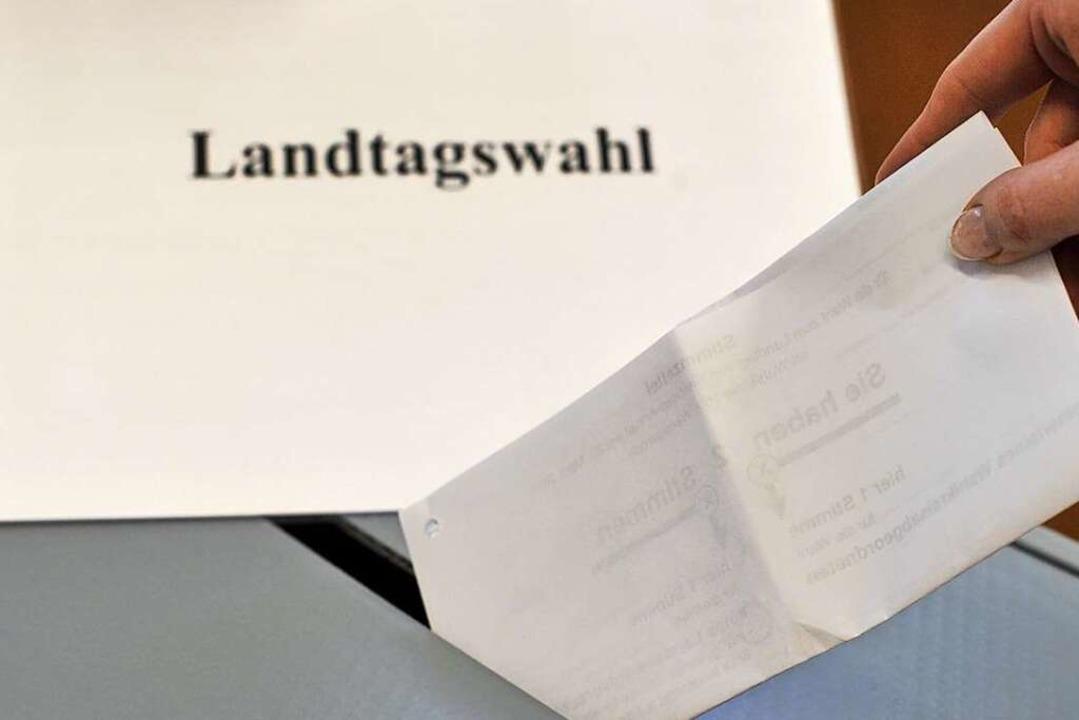 Sechs Kleinparteien hoffen im Wahlkrei...ie Stimmen der Wählerinnen und Wähler.  | Foto: Jochen Lübke