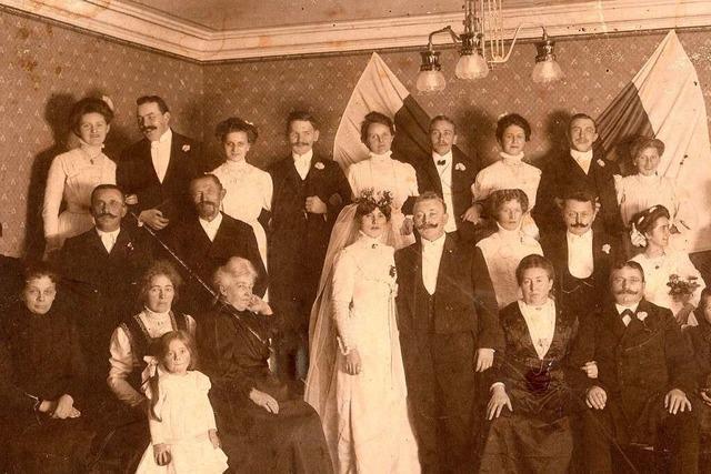 Die Familie Schanz gestaltete über Jahrzehnte das gastliche Leben in Freiburg