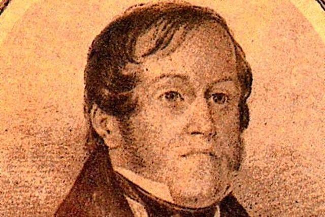 Bonifaz Ruckmich war 1827 der Begründer des Freiburger Musikhauses