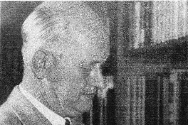 Arnold Bergstraesser war eine zentrale Figur der Politikberatung in Bonn
