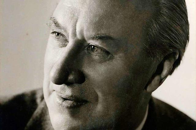 Hans Gerriets schuf mit seiner Firma für Theatervorhänge ein weltbekanntes Unternehmen