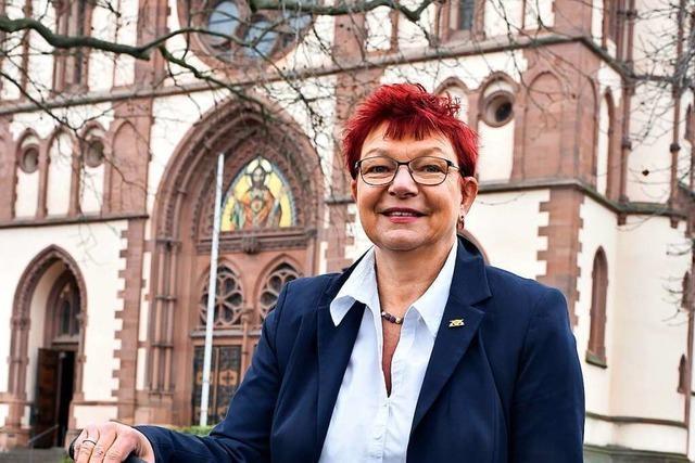 Vieles geht ihr viel zu langsam, sagt Gabi Rolland (SPD)