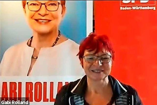 Gabi Rolland (SPD) im BZ-Fragenwirbel: