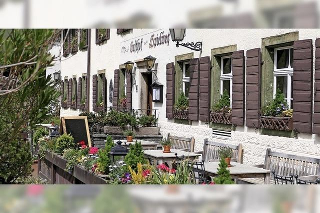 Restaurants in Münstertal und St. Peter erhalten Grünen Michelinstern