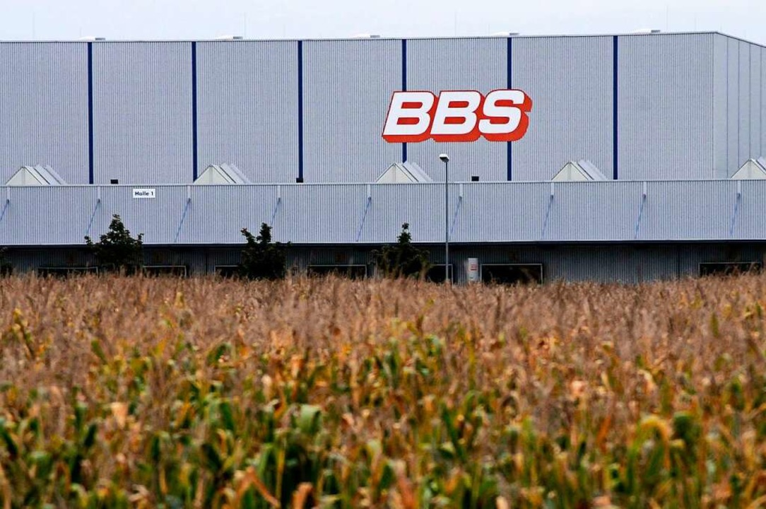 Das BBS-Werk in Herbolzheim  | Foto: Siegfried Gollrad