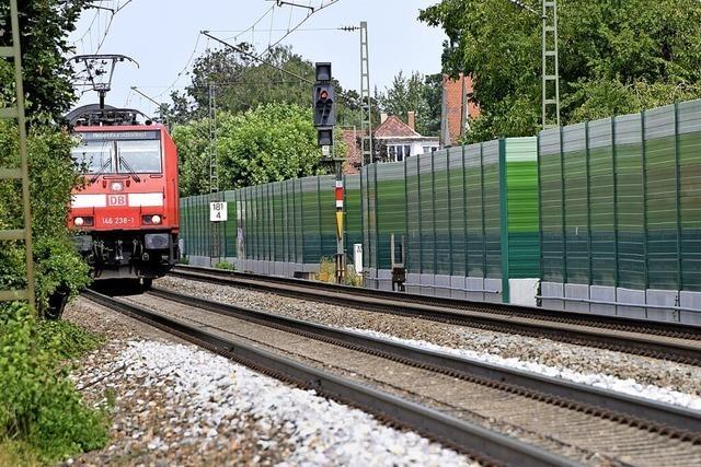 Bürgerinitiative lehnt die Planungen der Bahn ab
