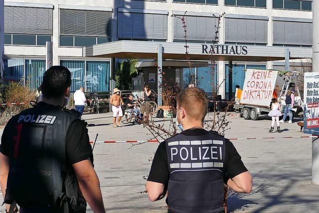 Die Straftaten in Weil am Rhein sind 2020 auf ein Rekordtief gesunken
