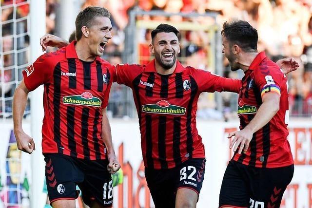 Respekt und Vorfreude: SC Freiburg empfängt RB Leipzig