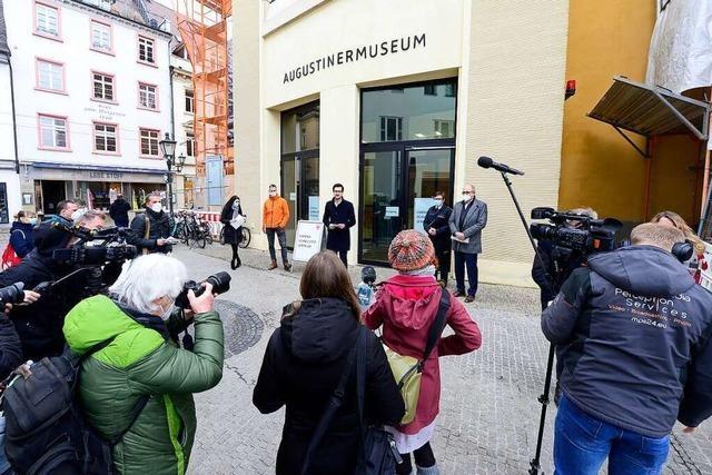 Freiburg startet erweiterte Corona-Testoffensive – auch im Augustinermuseum