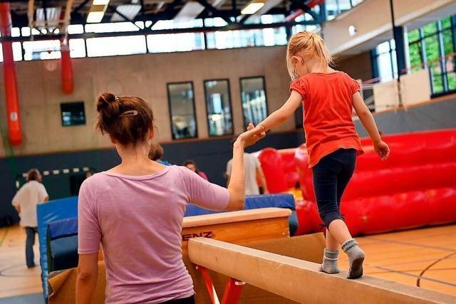 Den Schülern am Schulzentrum Efringen-Kirchen fehlt der Sport