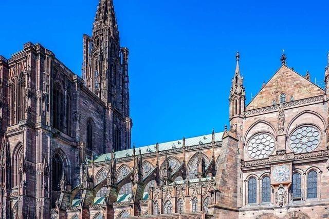 Jetzt gibt es wieder einen freien Blick aufs Straßburger Münster