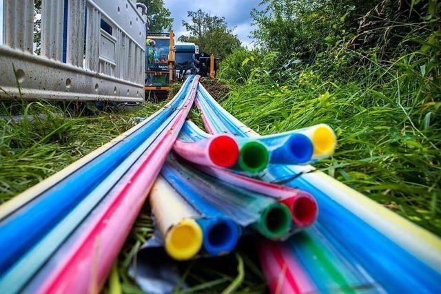 Schnelles Internet für jeden Haushalt: Malterdingen und Riegel bekommen Glasfaser