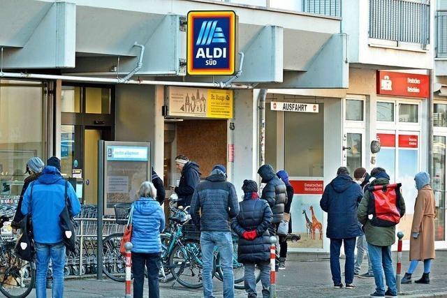 Corona-Schnelltest in Freiburg-Wiehre innerhalb von Minuten ausverkauft
