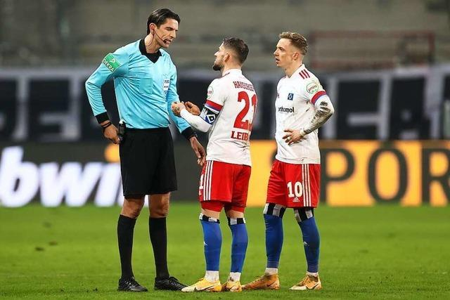 DFB-Schiedsrichterchef: Mehr Handlungsspielraum durch präzisierte Handspiel-Regel