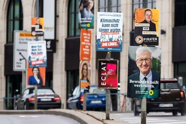 Wer will was für Baden-Württemberg? Die Wahlprogramme der Parteien
