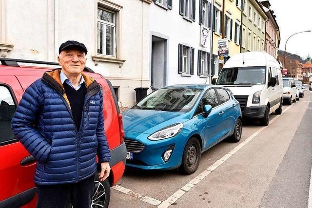 Das halten die Betroffenen von der Gebührenerhöhung fürs Anwohnerparken in Freiburg
