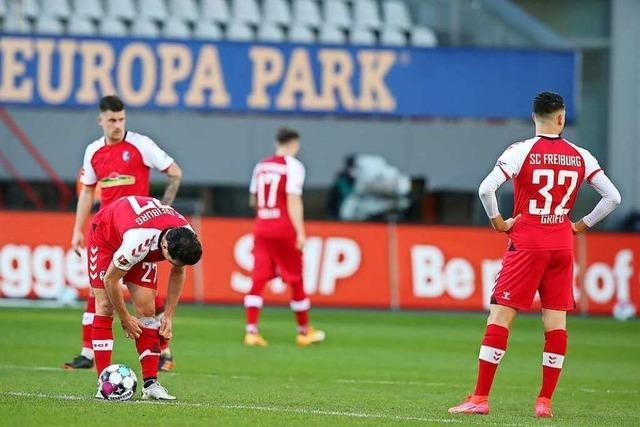 RB Leipzig ist zu stark für den SC Freiburg