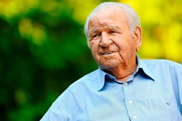 Europa-Park-Seniorchef Franz Mack wäre heute 100 Jahre alt geworden